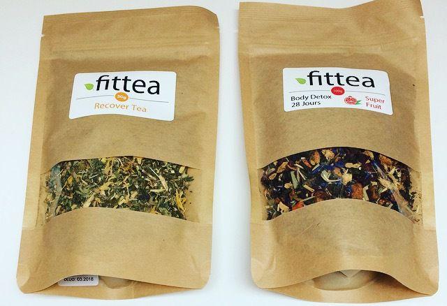 Cure Detox Tea - Fittea by Fitvia
