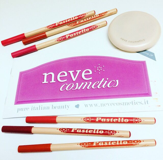 Make Up Minéral - Nouvelle Collection Neve Cosmetics.
