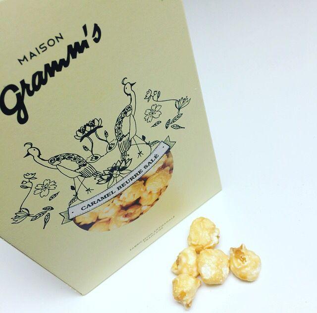 Maison Gramm's - Popcorn