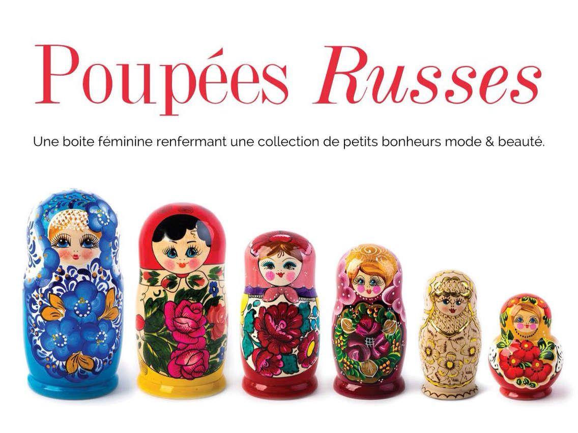 My Sweetie Box - Poupées Russes