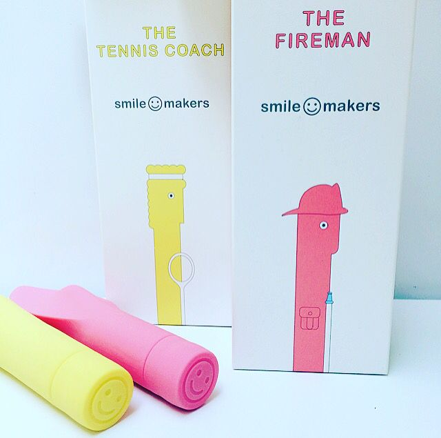 Smile Makers Collection - The Tennis Coach.