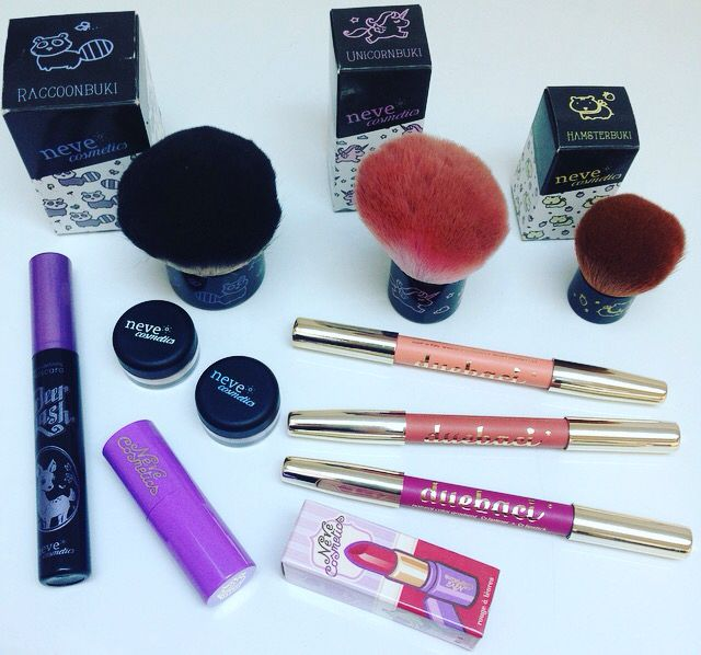 Neve Cosmetics - Make Up Mineral
