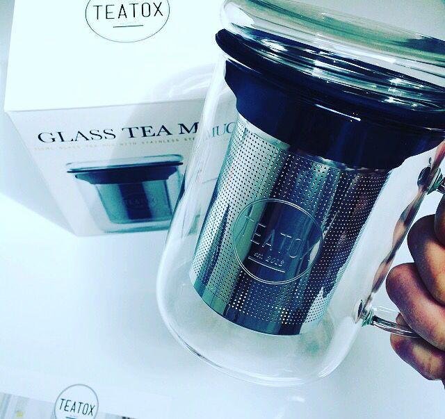 TEATOX - Mon thé tout en beauté.