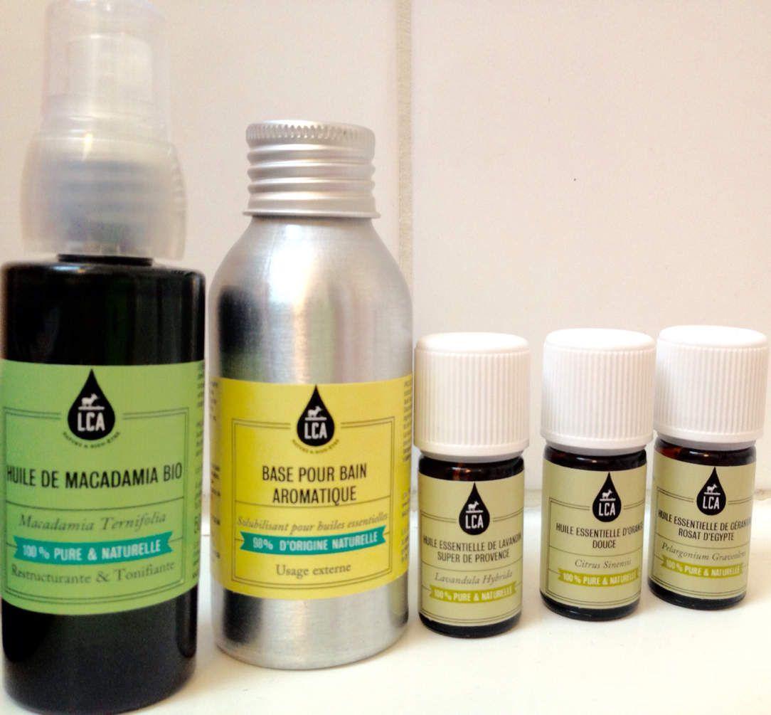 LCA-Aroma nature et bien-être