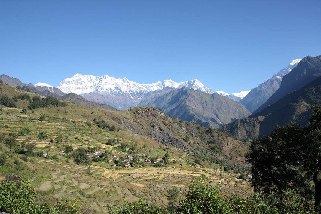 Quelques photos du Dhaulagiri