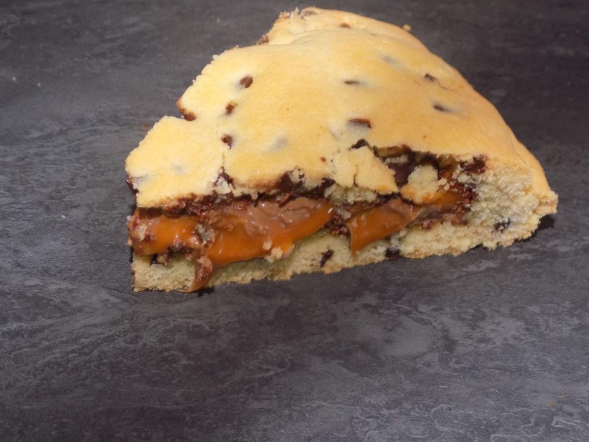 One pan-cookie aux mars