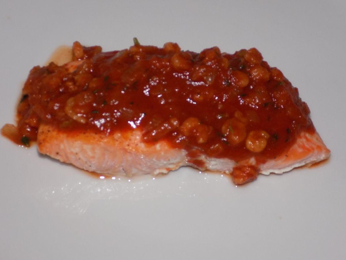 Sauce crevettes dukan