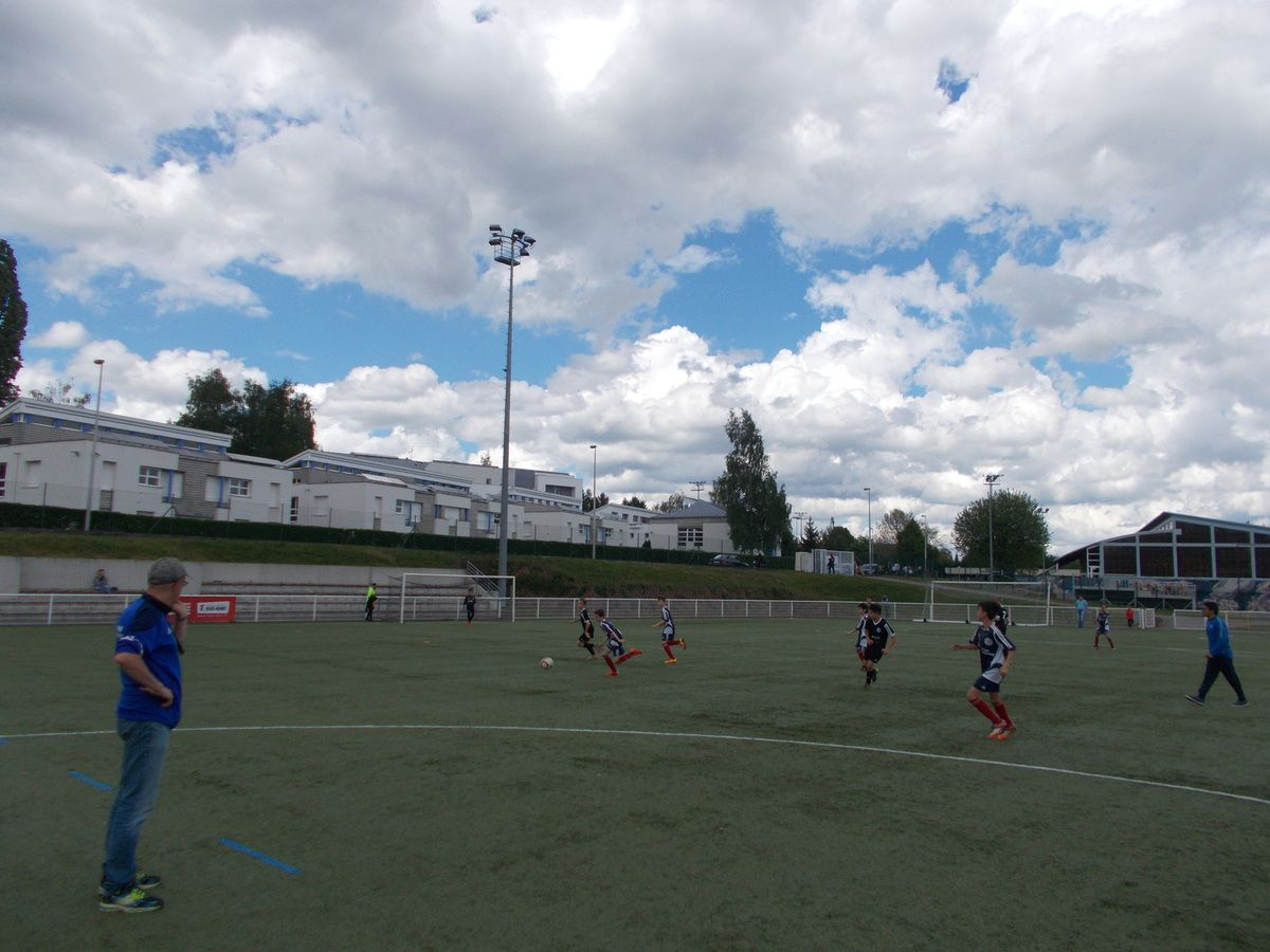 Match retour contre Saverne