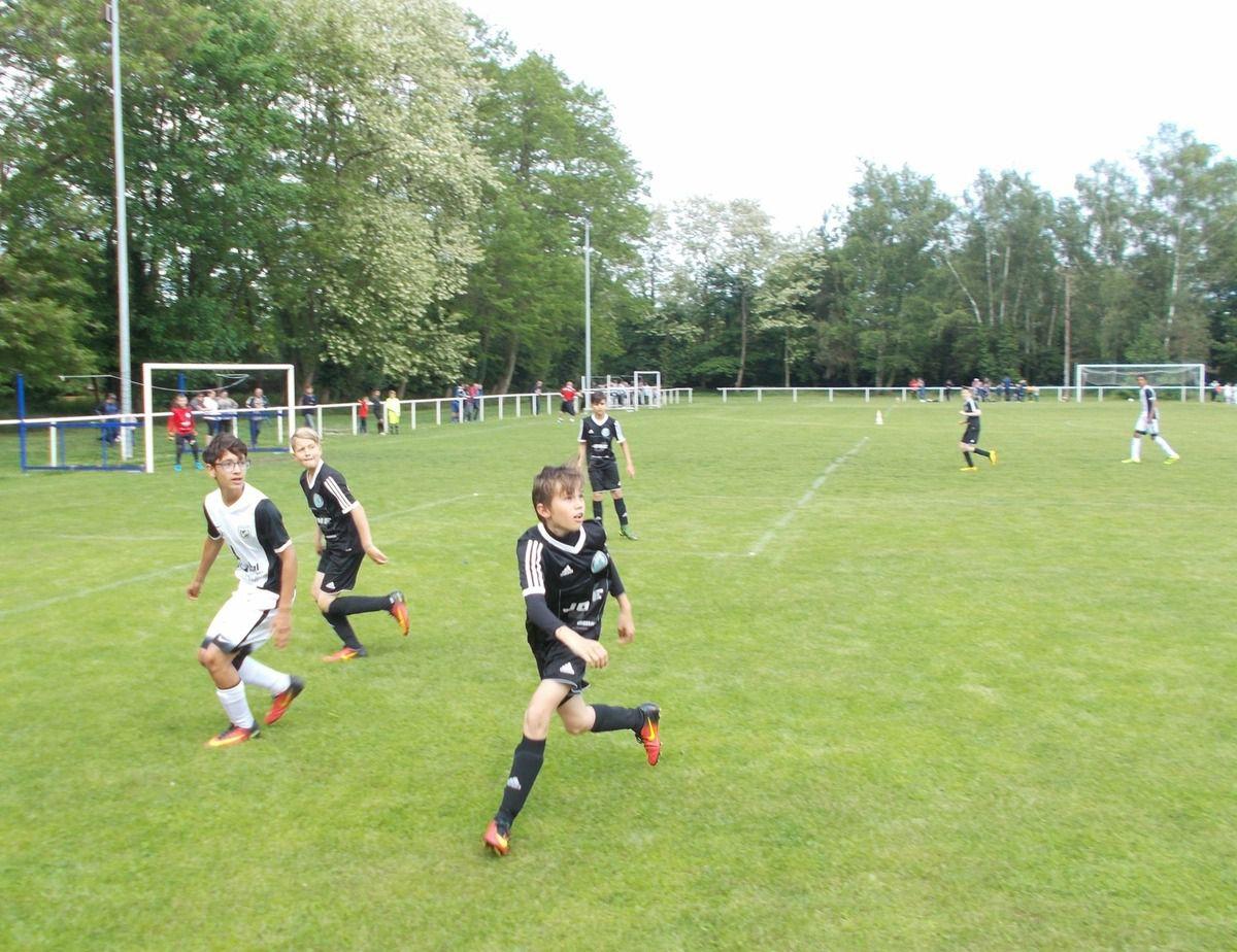 Match retour contre Hoenheim
