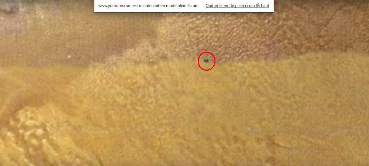 Des entrées géantes sur Mars !