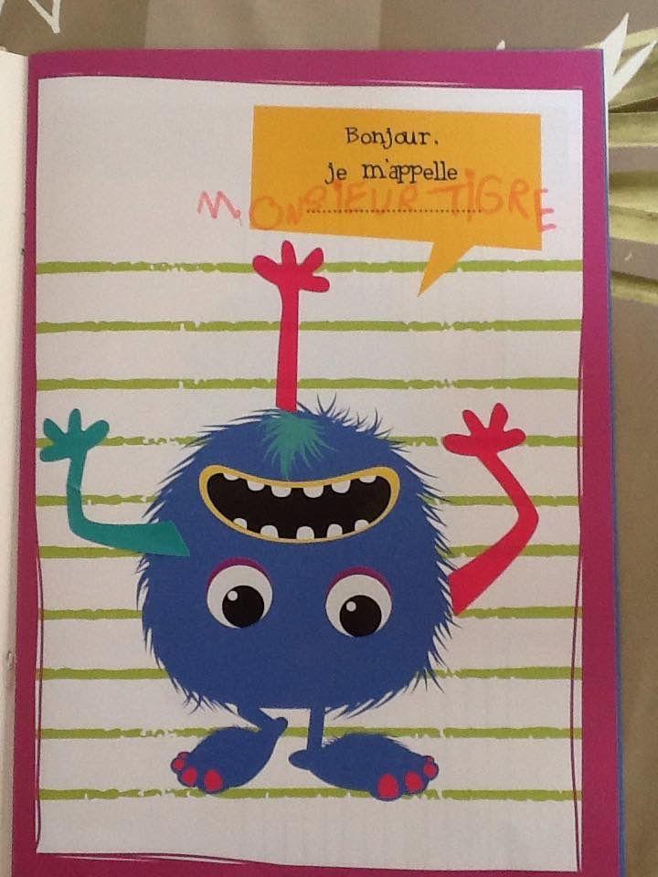 Cahier d'activités : Mes stickers rigolos
