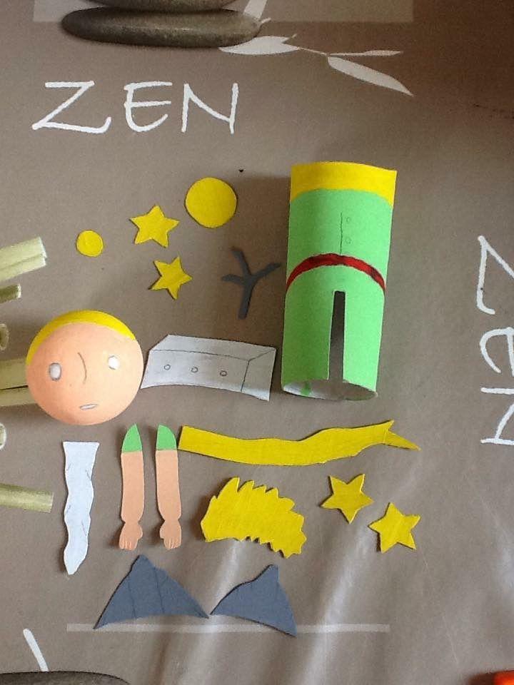Extrem Le Petit Prince - L'aventure créative avec mes loulous XA23