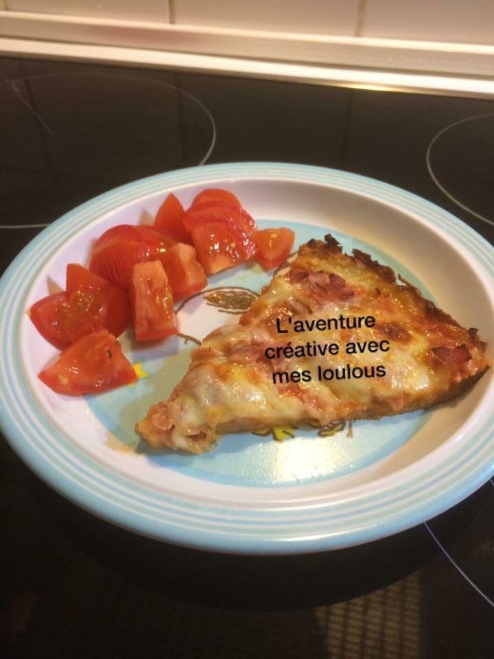 Pizza rösti
