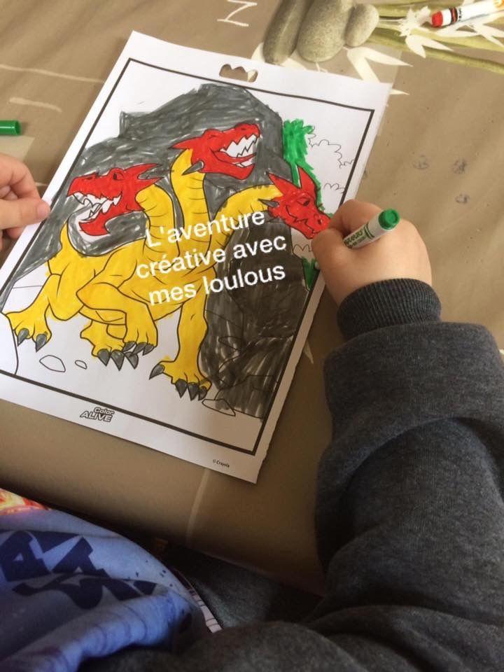 Colour Alive Crayola