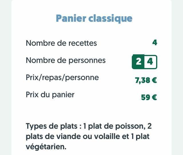 Panier QuiToque