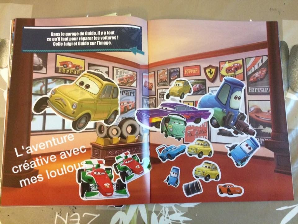 300 stickers Cars