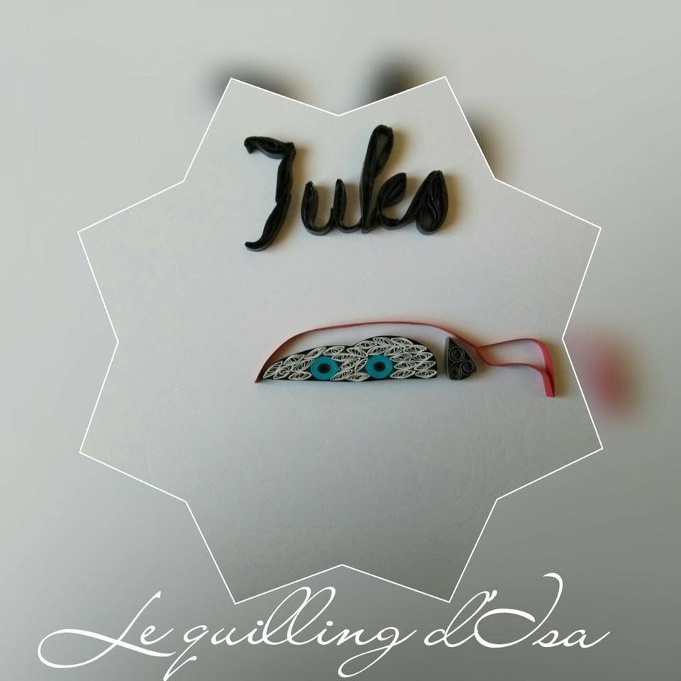 Le Quilling d'Isa