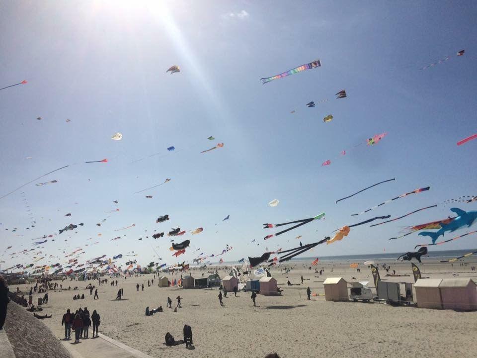 Festival de cerfs volants à Berck sur Mer