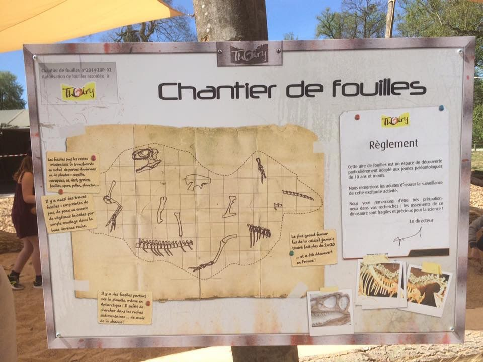 Dinozoore 2 au Parc Zoologique de Thoiry