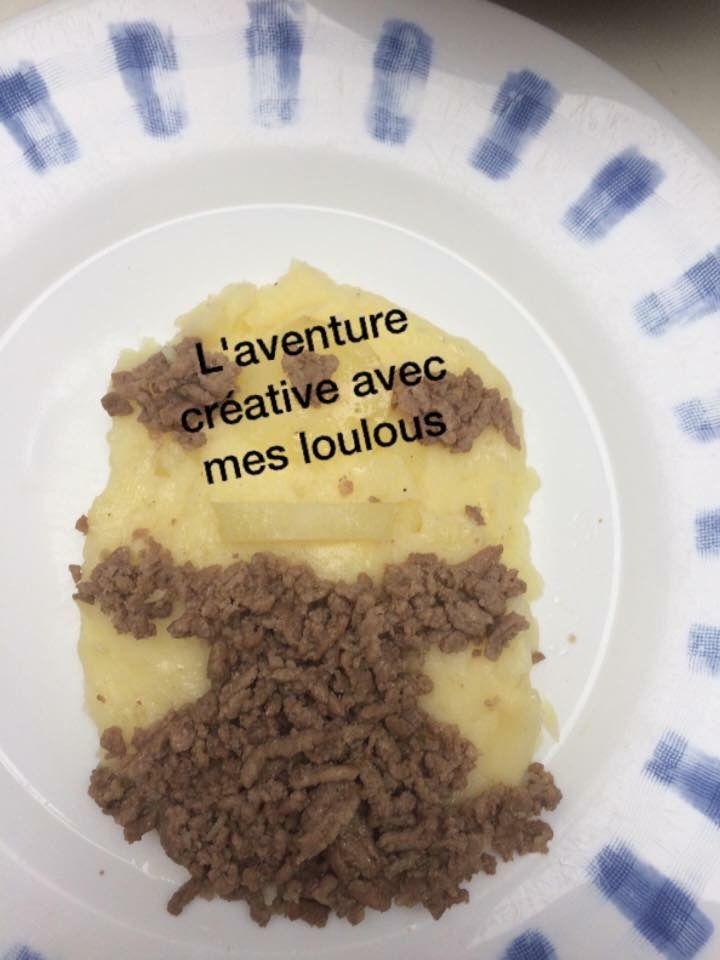 Minion jaune dans l'assiette