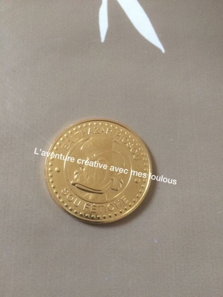 Sou symbolique Balthazar Picsou Monnaie de Paris
