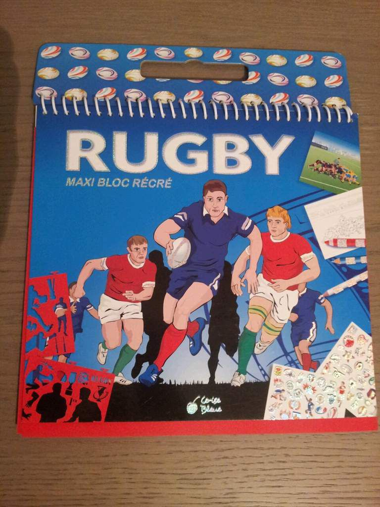 RUGBY, Maxi Bloc