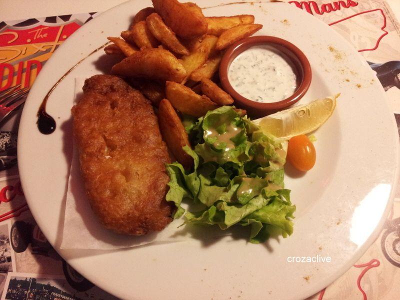 Sixtie's Diner, restaurant CLERMONT FERRAND