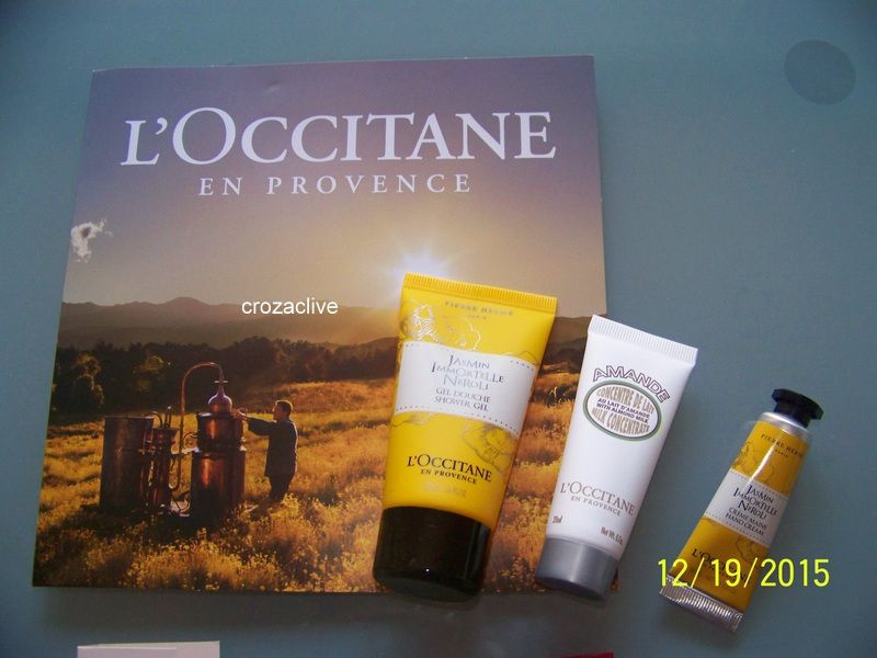 La maison des douceurs : L'OCCITANE / MY LITTLE PARIS
