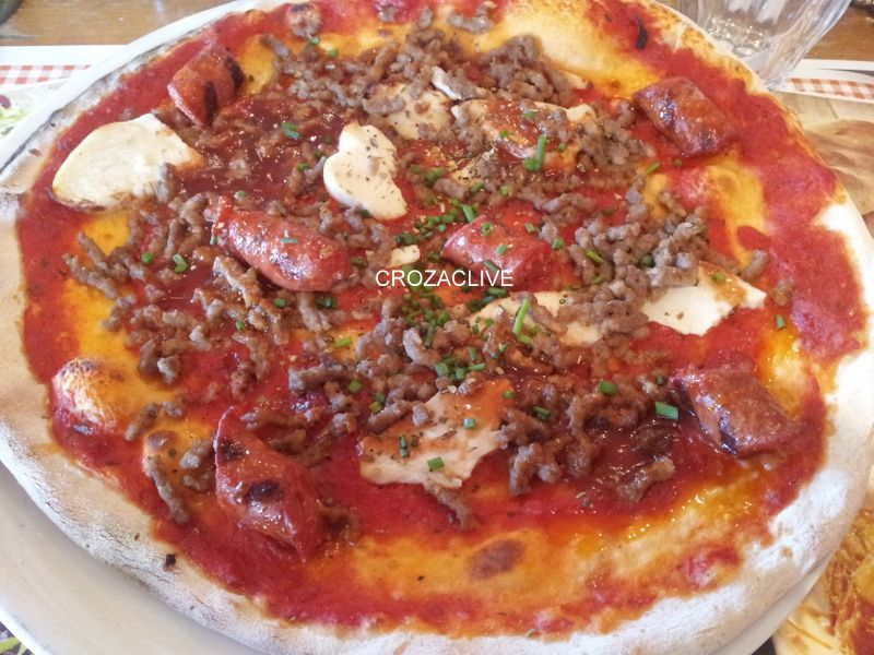 Restaurant TABLAPIZZA : clermont ferrand