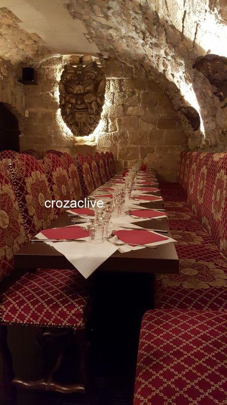 L'ESCARMOUCHE, restaurant PARIS V proche Panthéon
