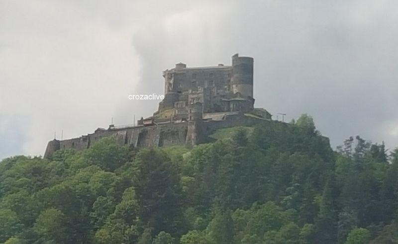 Château de Murol, sortie scolaire 2ème partie