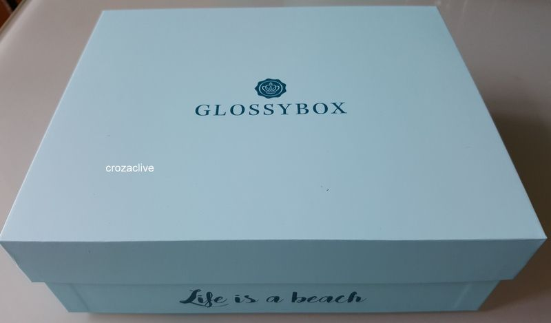 [concours] GLOSSYBOX, juillet 2016 : LIFE IS A BEACH