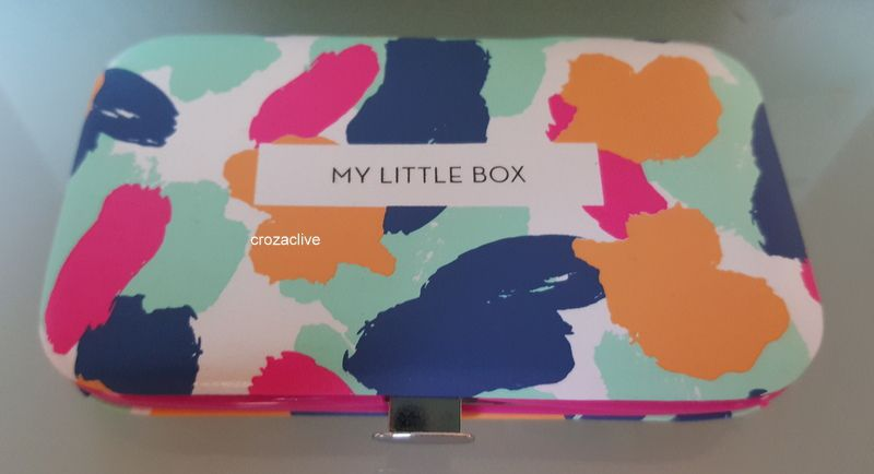 My Little Box : août 2016