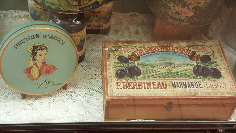Musée et Ferme du Pruneau, Lafitte sur Lot