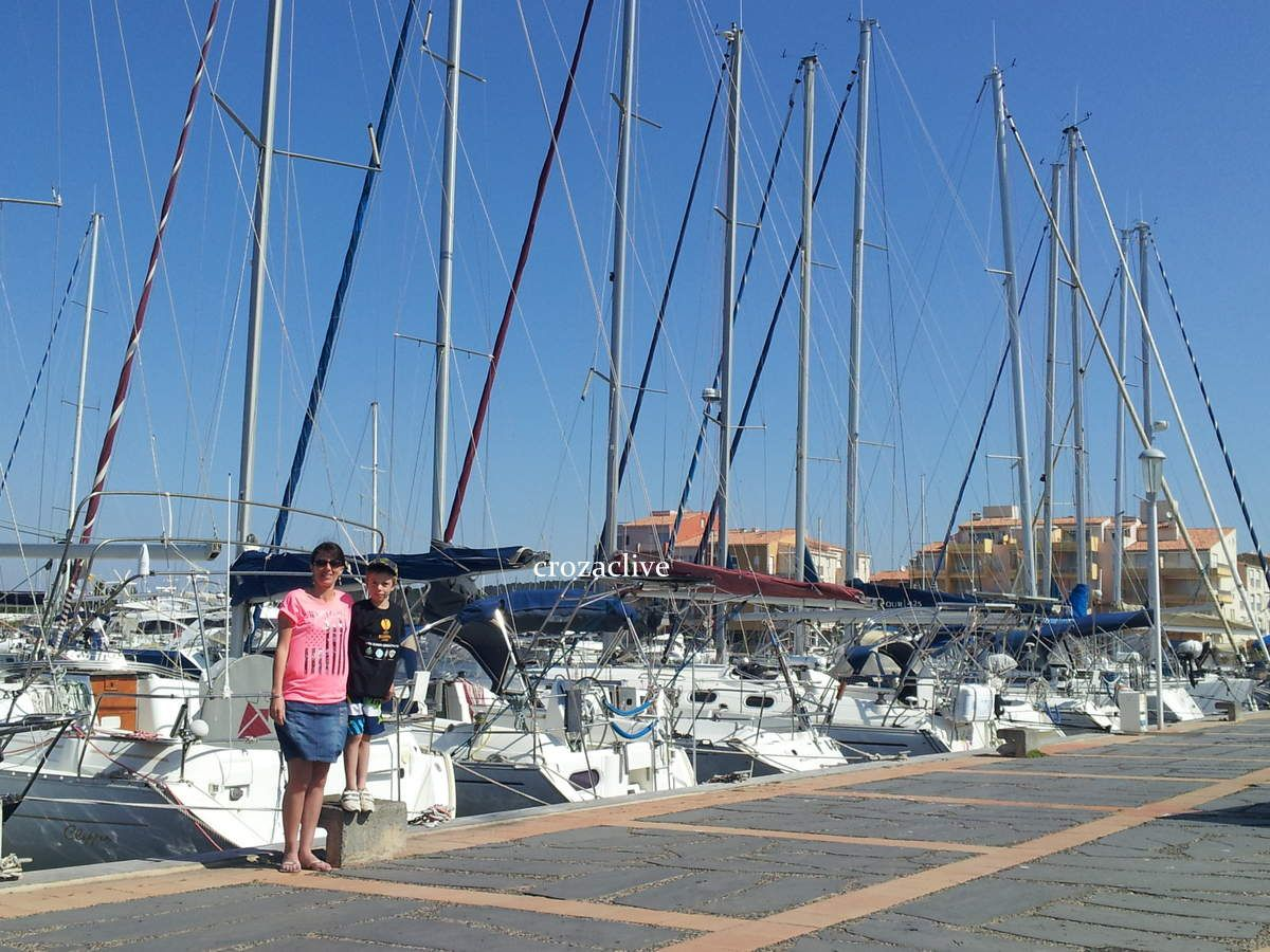 un week end au Cap d'Agde