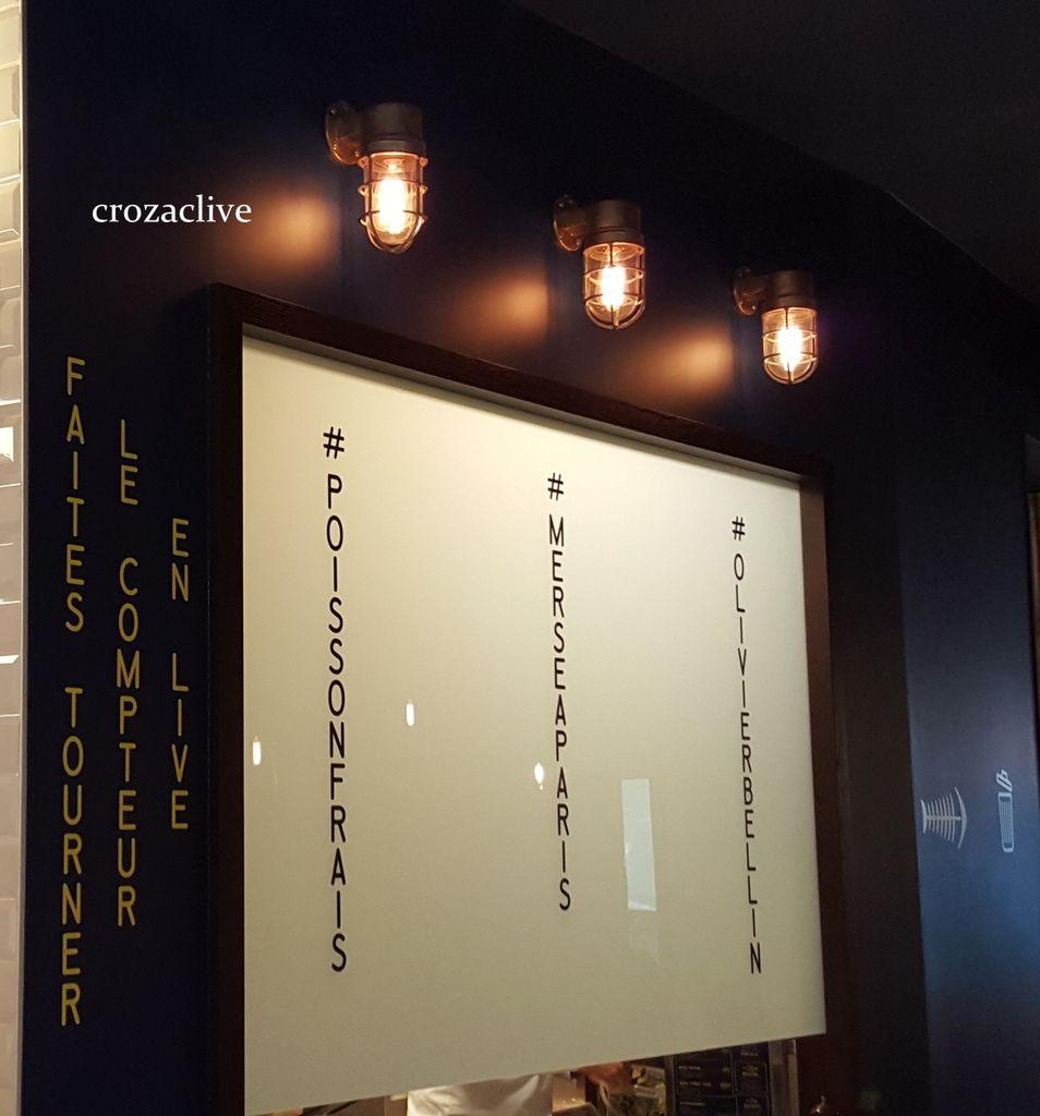 MERSEA, Restaurant Paris