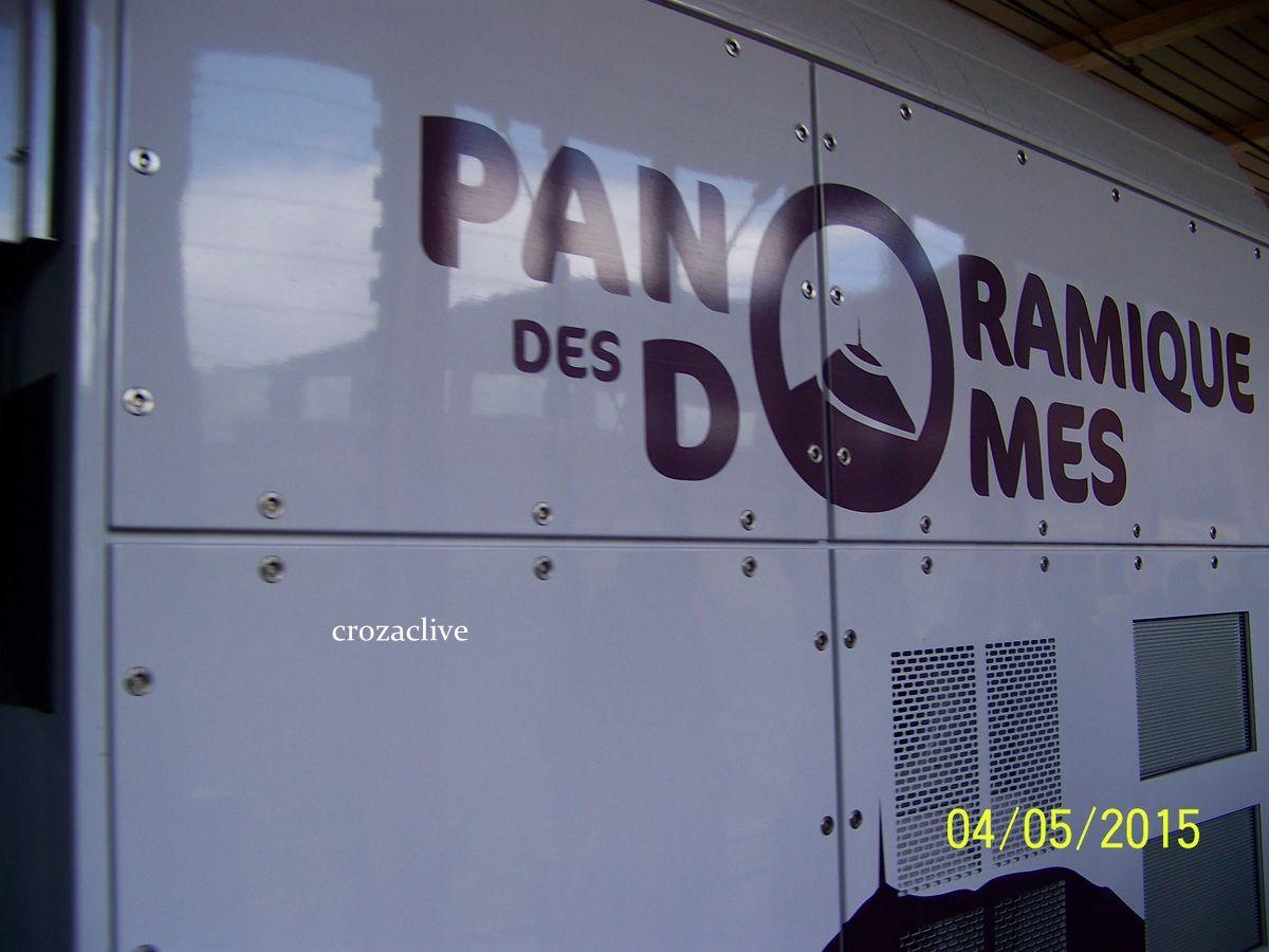 Le Sommet du Puy de Dôme, un sommet a atteindre avec le Panoramique des Dômes