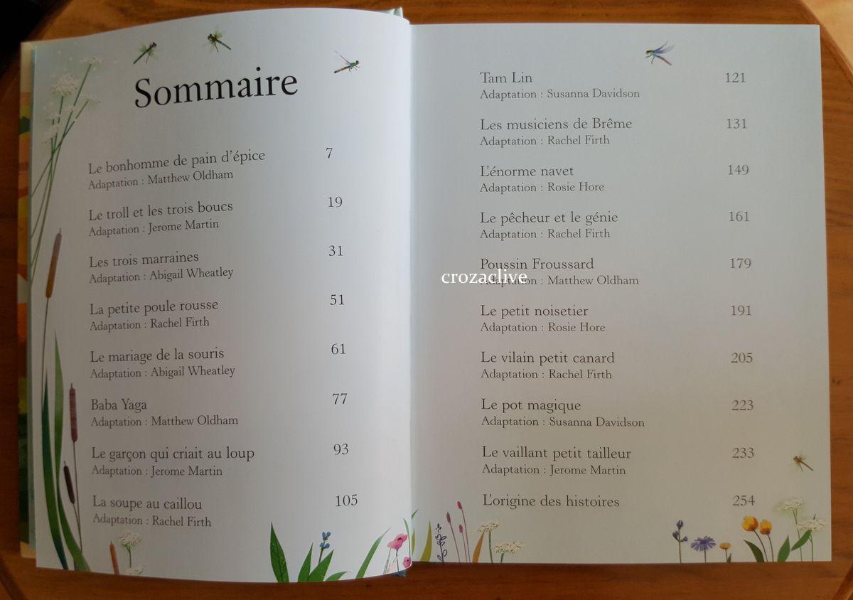 Histoires Traditionnelles Illustrées, Editions Usborne