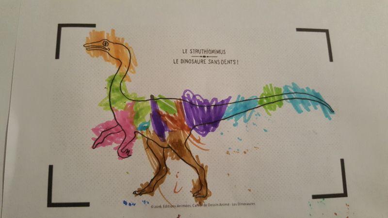 Le Cahier De Coloriage Avec Les Editions Animées Et Lappli