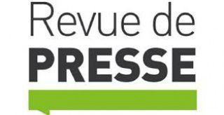 Actualité: Revue de presse des 7 et 8 janvier 2016