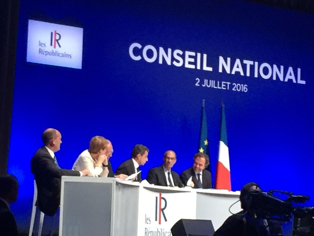 Actualité: Conseil National LR discours et résumé du programme