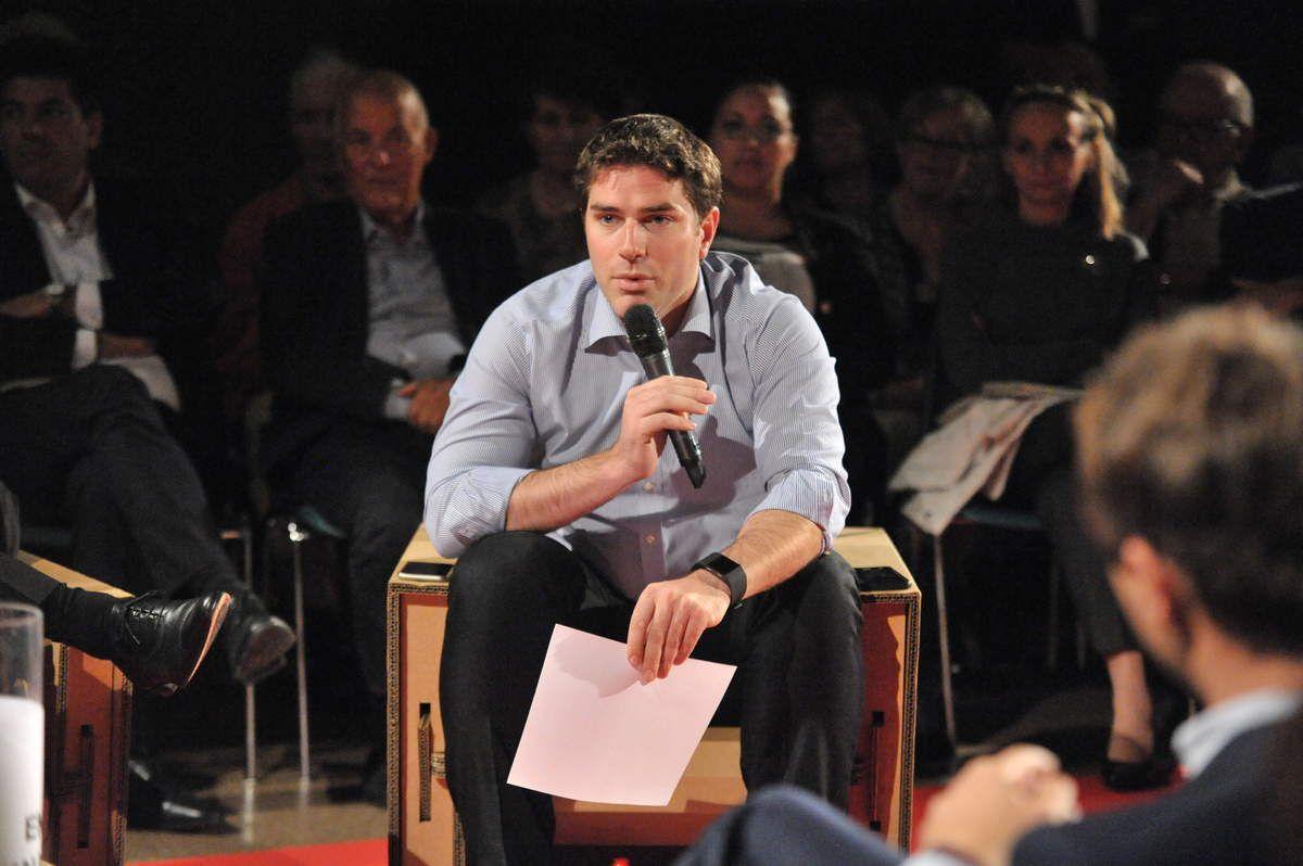 Vincent JEANBRUN (Maire de L'Haÿ-les-Roses, Conseiller régional) pour Bruno LE MAIRE