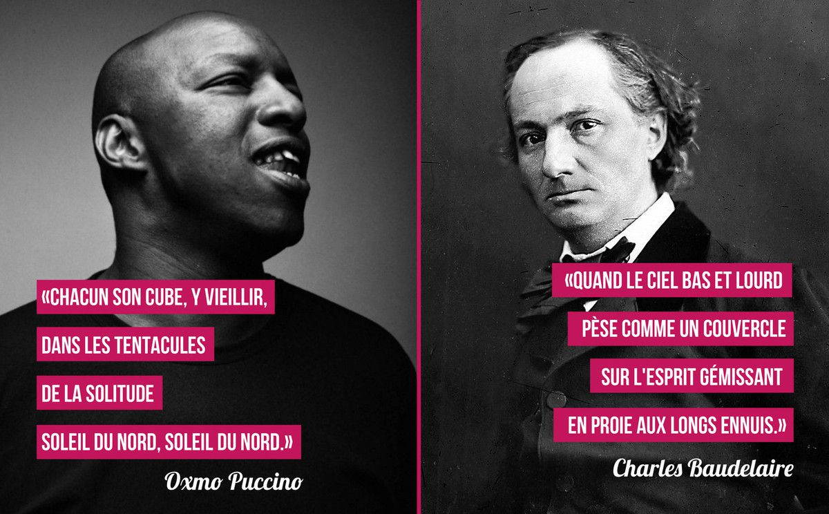 Dommage Morray : Oxmo ft. Baudelaire
