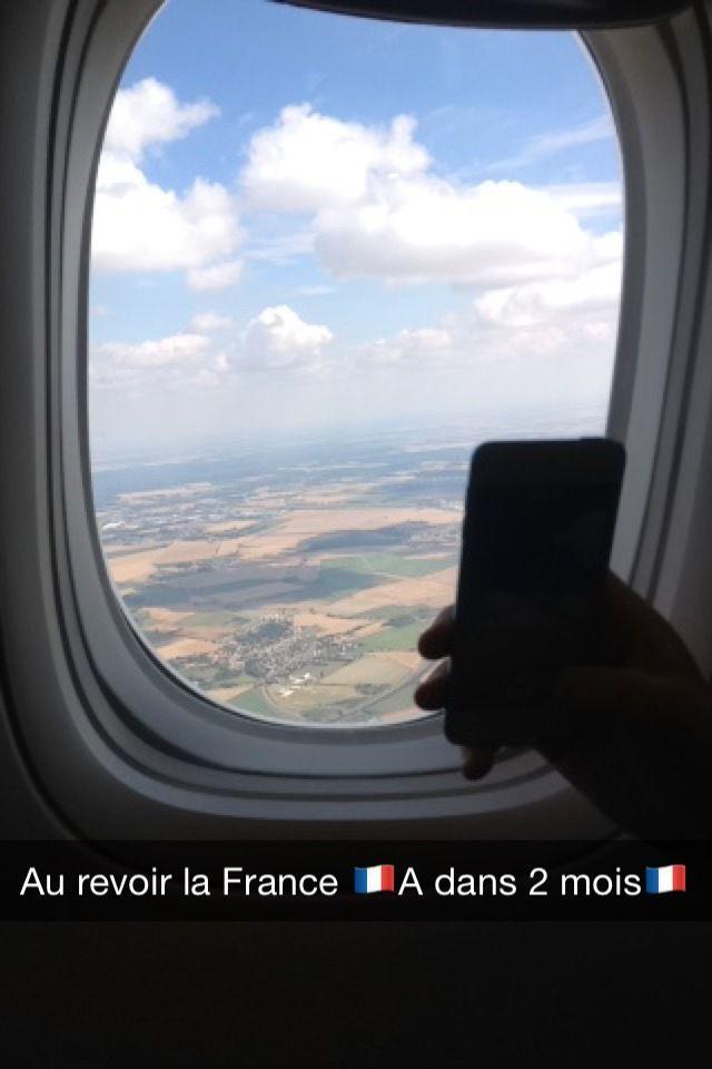 Bye bye Paris, Hello Toronto