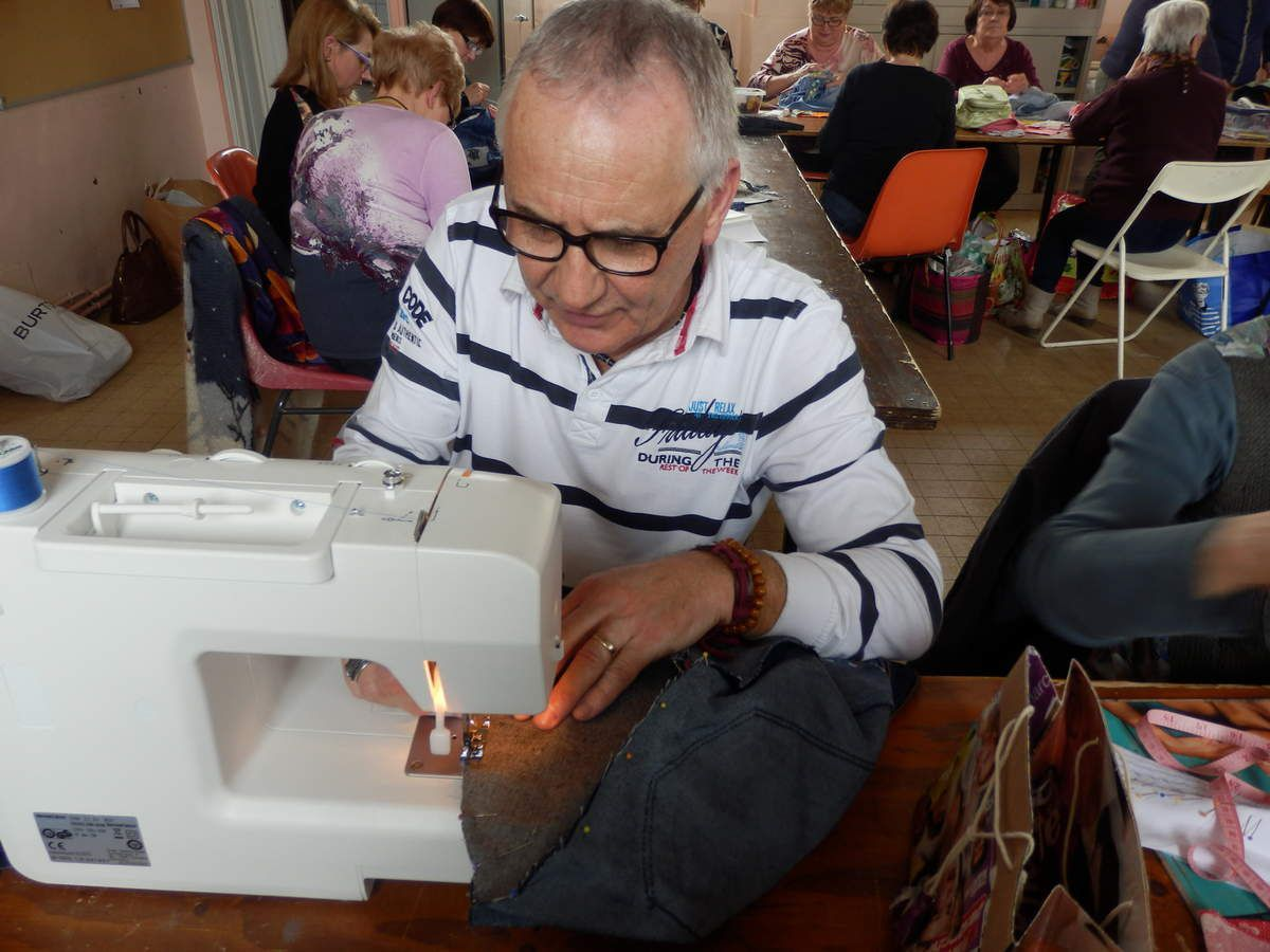 Atelier recyclage jeans