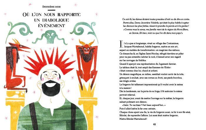 Récits farceurs du Moyen-Age - Sylvie Delom, illus Raphaël  Gauthet