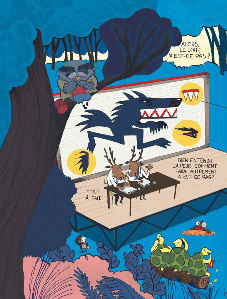 Le loup en slip - Paul Cauuet, Wilfrid Lupano et Mayana Itoiz