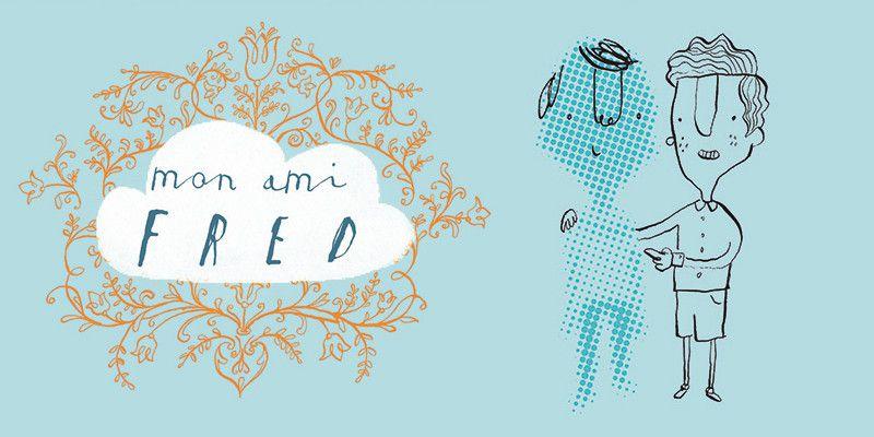 Les amis imaginaires &amp&#x3B; la littérature jeunesse