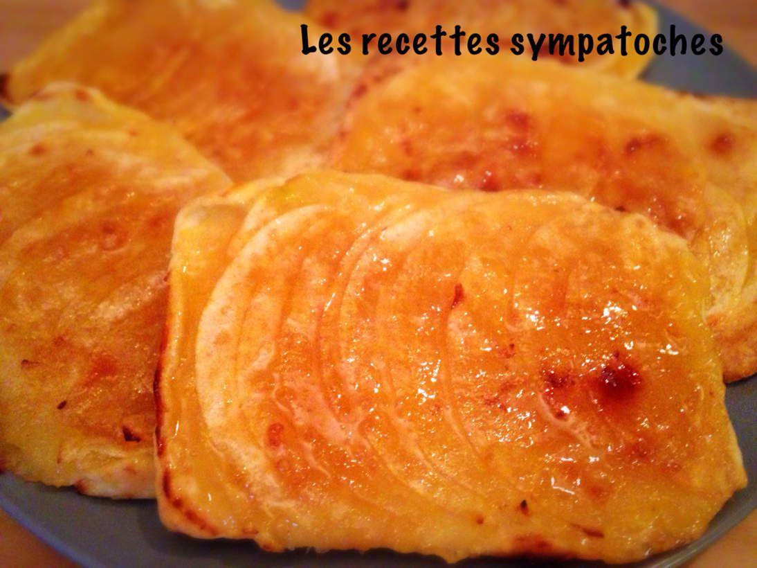 Tartelettes pommes fondantes