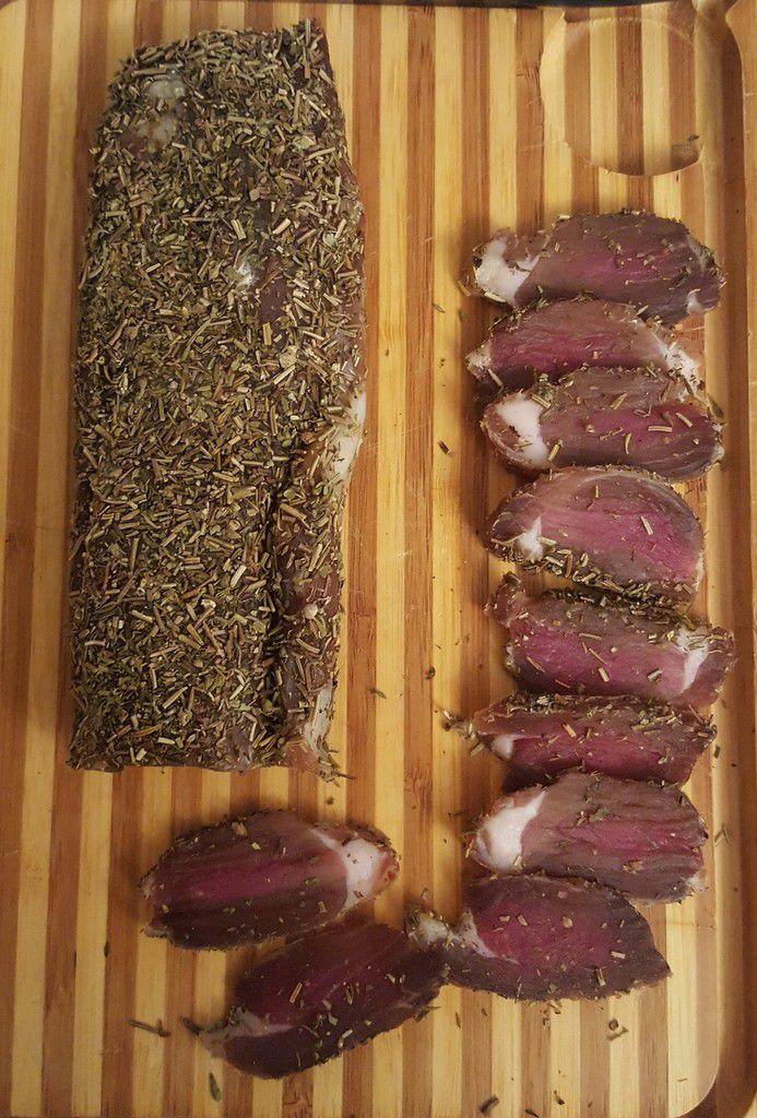 filet mignon s 233 ch 233 aux herbes les gourmandises d is